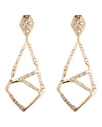 Alexis Bittar - Metallic Crystal Mosaic Clip Earring You Might Also Like - Lyst