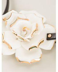 Andres Gallardo | White 'Oniric' Necklace | Lyst