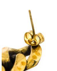 Iosselliani   Metallic 'all That Jewels' Earrings   Lyst