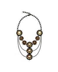 Lion Studio London | Metallic Li Necklace | Lyst