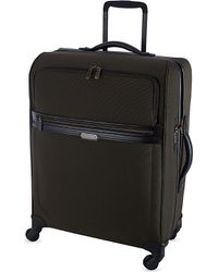 Samsonite - Brown Lite-biz Four-wheel Cabin Suitcase 55cm for Men - Lyst