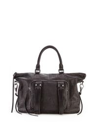 She + Lo - Black 'next Chapter' Satchel - Lyst