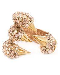Vivienne Westwood | Metallic 'gilda' Ring | Lyst