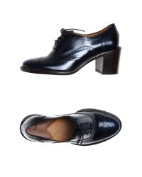 Paul Smith - Blue Lace-up Shoes - Lyst