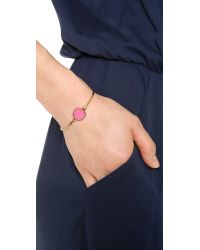 Marc By Marc Jacobs | Pink Classic Marc Skinny Bracelet | Lyst