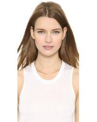 Gorjana | Metallic Neely Collar Necklace - Gold | Lyst