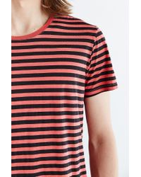 Neuw | Red Service Tee for Men | Lyst