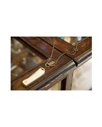 Kaufmann Mercantile | White Pocket Knife Necklace | Lyst