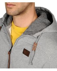 Napapijri | Gray Full Zip Fleeces for Men | Lyst