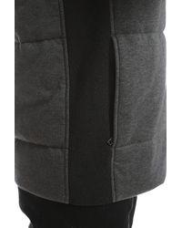 Vince - Black Quilted Knit Vest for Men - Lyst