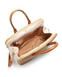 Marc By Marc Jacobs - Natural Goodbye Columbus Colorblock Tote - Lyst
