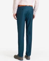 Ted Baker - Blue Wool Suit Trousers for Men - Lyst