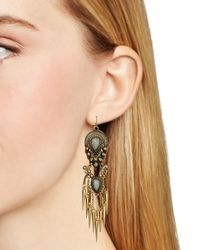 Samantha Wills - Metallic Let'S Meet There Grande Chandelier Earrings - Lyst