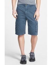 Gramicci | Blue 'legion' Cargo Shorts for Men | Lyst