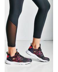 Reebok | Black Furylite Twilight Running Sneaker | Lyst