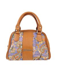 John Galliano | Brown Handbag | Lyst