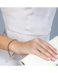 Astley Clarke   Blue Agate Double Happiness Biography Bracelet   Lyst