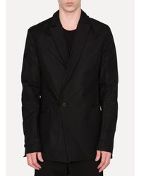 Lost & Found - Multicolor Jagged Seam Jacket for Men - Lyst