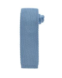 Forever 21 - Blue Textured Knit Tie for Men - Lyst