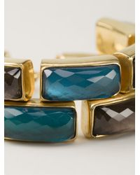 Vaubel | Blue Faceted Stone Bracelet | Lyst