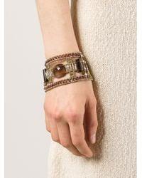 Ziio | Gray Armonia Multi-beaded Bracelet | Lyst