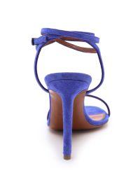 Edmundo Castillo - Purple Divina Sandals - Lyst