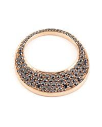 Hoorsenbuhs | Pink 'chip' Diamond Ring | Lyst