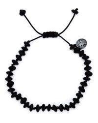 Joseph Brooks - Black Onyx Beaded Bracelet for Men - Lyst
