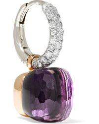 Pomellato | Purple Nudo 18-karat White Gold | Lyst