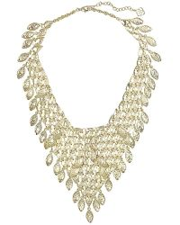 Kendra Scott | Metallic Tanay Statement Necklace, Gold | Lyst