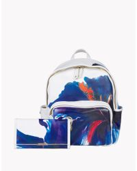DSquared² - Blue Alberta Backpack - Lyst
