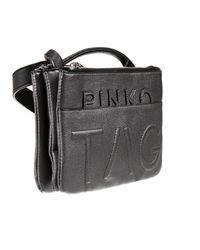 Pinko | Gray Handbag | Lyst
