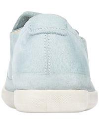 Ecco - Blue Women'S Damara Slip On Sneakers - Lyst
