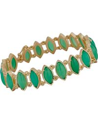 Irene Neuwirth - Metallic Gemstone Bracelet - Lyst