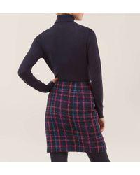 Hobbs | Pink Rayna Skirt | Lyst