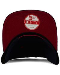 KTZ - Blue Cleveland Cavaliers Tone 9fifty Snapback Cap for Men - Lyst