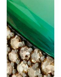 Sidney Garber | Green Buckler Ring | Lyst