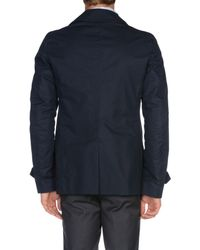 Gucci - Blue Jacket for Men - Lyst
