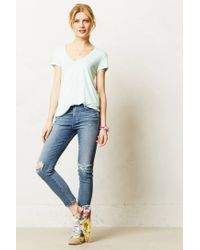 Citizens of Humanity - Blue Rocket Highrise Jeans - Lyst