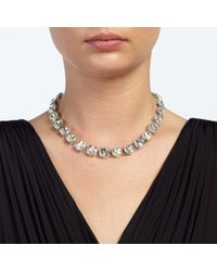 John Lewis | Metallic Large Stone Necklace | Lyst