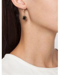 Eddie Borgo - Metallic Embellished Drop Earrings - Lyst