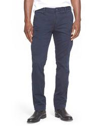 Polo Ralph Lauren | Blue Slim Fit Military Pants for Men | Lyst