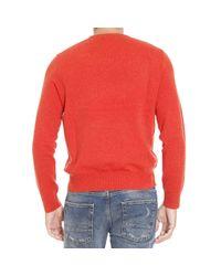 Polo Ralph Lauren - Orange Sweater for Men - Lyst