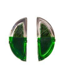 Isabel Englebert | Green New London Earrings | Lyst