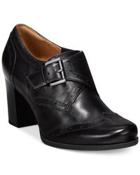 Clarks | Black Artisan Women's Ciera Tide Shooties | Lyst