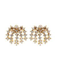 Coast - Metallic Charlie Earrings - Lyst