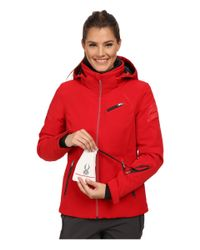 Spyder | Red Radiant Jacket | Lyst