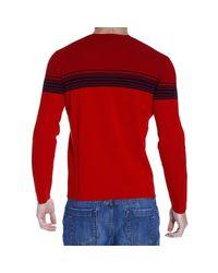 Fendi - Blue Men's Sweater for Men - Lyst