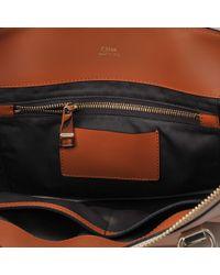 Chloé   Natural Baylee Medium Bag   Lyst