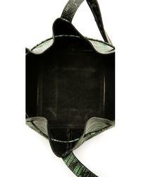 Rachael Ruddick   Green Beach Bucket Bag - Mint   Lyst